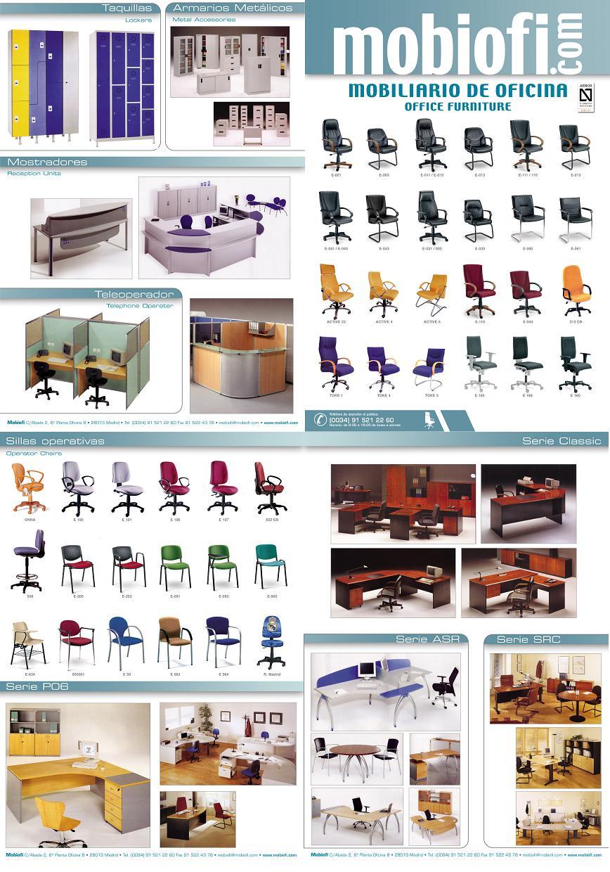Silla de oficina ofertas silla con brazos silla ergonomica for Catalogo mobiliario oficina