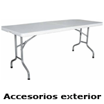 Accesorios exterior