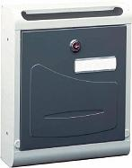Buzón para interior correos o sugerencias - » Buzón de correos / sugerencias. » Cerradura con llave (2 juegos de llaves incluidos). » Boca de entrada (axh): 205 x 25 mm. » Garantía: 2 años.