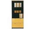 Armario alto doble archivo con estantes 196*80*40 - Armario alto doble archivo DIN A-4 con 3 estantes y cerradura de 196cm de alto x 80cm de ancho x 40cm de profundidad.