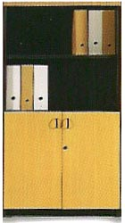 Mueble de oficina armario mediano con puertas pequeñas 148*80*40 - Mueble de oficina armario mediano con puertas pequeñas de 148cm de alto x 80cm de ancho x 40cm de profundidad.