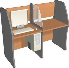mesas para teleoperadoras - mesas teleoperadoras