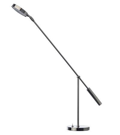 Lámpara Leds - Lámpara 340 x 745 x 115 mm (fondo x ancho x alto) Características:Brazo ajustable Formato de Papel:230 V / 50 Hz / 3.3W 51 LED´S x Max. 0.064 W