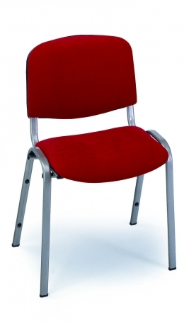 Silla apilable con brazos - SIlla escolar