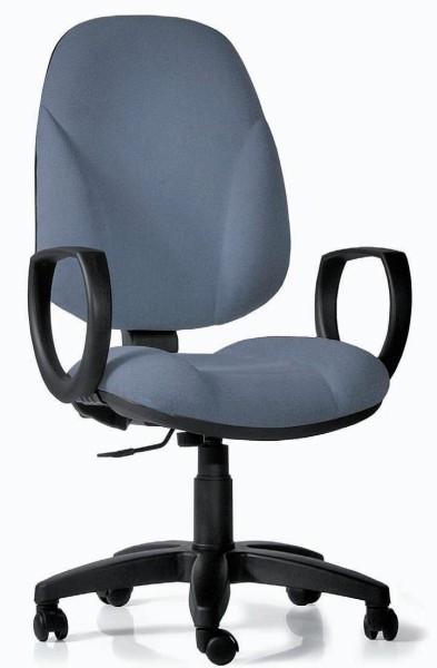Silla gran tama o sillas de oficina sillas silla sin - Silla ergonomica oficina ...