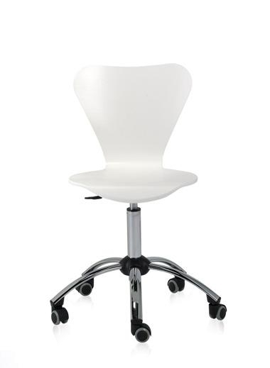 Sillas de oficina muebles de oficina silla ergonomica for Ruedas de goma para sillas de oficina