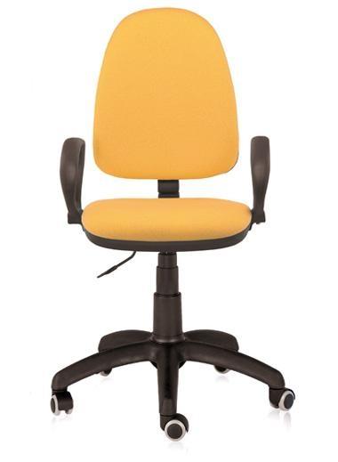 Silla de oficina - Silla de oficina  Rueda de goma. Base de nylon. Brazo de nylon. Contacto permanente. Brazos opcionales.
