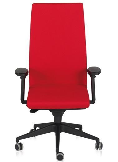 Silla de oficina  - Silla de oficina Base Nylon Brazos regulables de nylon Mecanismo Sincro de 5 posiciones