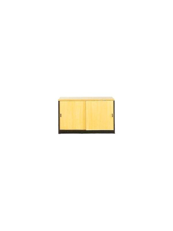 Armario credencia 74*120*45 - Armario credencia con estante de 74cm de alto x 120cm de ancho x 40cm de profundidad.