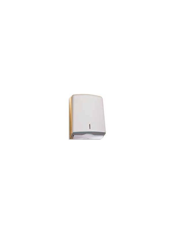Dispensador de papel - DISPENSADOR DE PAPEL CUADRADO ABS. También disponible en redondo.