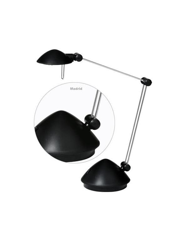 Lámpara halógena - Lámpara 220 x 210 x 95 mm (fondo x ancho x alto) Características:Voltaje: 230 Volt. / 50 hz. Base lámpara: Diámetro 140 mm. x 80 mm. de altura.