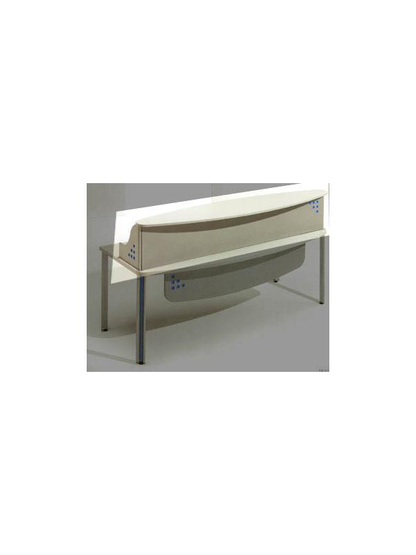 Mostrador 120*35*35 - Mostrador de 120cm de ancho x 35cm de profundidad x 35cm de alto.