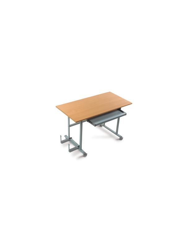 Mesas multifunción - Superficie :120 x 60   Altura: 760 cm