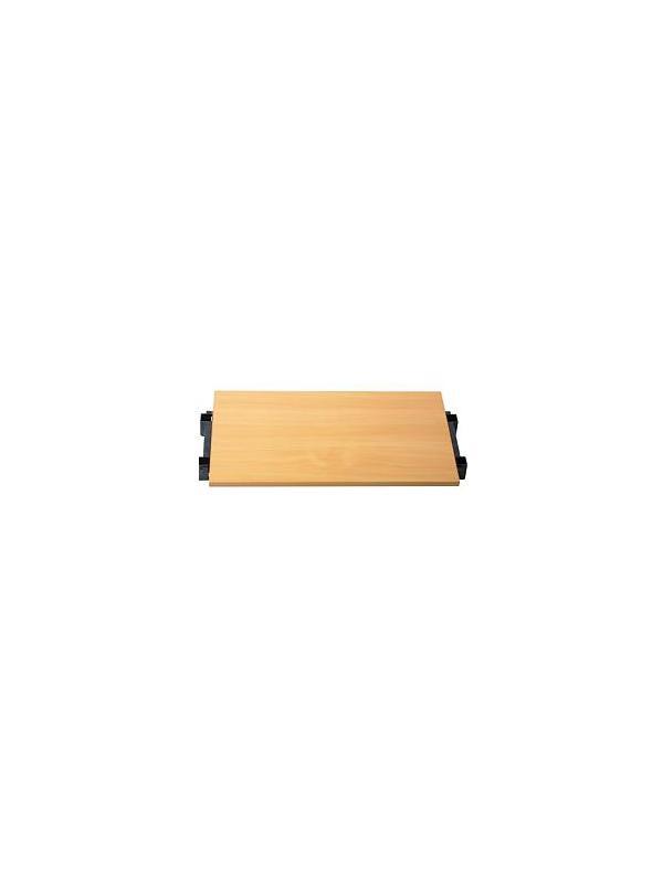 Tablero impresora fijo - Tablero impresora fijo y extraíble adaptable a la MP80/0 y la MP12. Disponible en varios acabados para satisfacer diferentes requerimientos