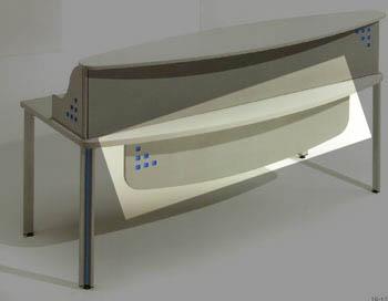 Faldón 120 - Faldón de 120cm de largo, incluye embellecedores y cogidas a tapa.