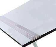 Paralex acr�lico-tableros dibujo - Paralex acr�lico para todos los tableros de dibujo.
