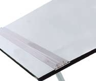 Paralex acrílico-tableros dibujo - Paralex acrílico para todos los tableros de dibujo.