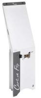 Pizarra de cartón - Pizarra de cartón 100% reciclable de fácil transporte gracias a sus sólo 3kg. Incluye bloc de papel de 5 hojas. Ideal para arquitectos o presentaciones puntuales. Fácil montaje.