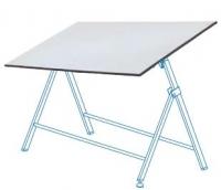 TABLEROS-mesas dibujo - Tableros de dibujo blancos para mesas. F�cil montaje.