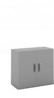 Armario de puertas batientes, con 1 estante - Armario de puertas batientes, con 1 estante. Medidas 900 de alto x 1000 de ancho x 450 de fondo