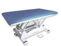 Mesas de exploración especial - Mesa de exploración especial. Fabricada en Acero Esmaltado epoxi. Tapizado skay alta calidad.