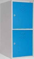 Departamentos - • Fabricado en chapa de acero laminado en frío de 0,8 mm de espesor. • Estructura soldada, monoblok. • Pintado con epoxipoliéster. • Color standard: Gris.