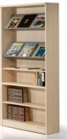 Estanter�a biblioteca - Estanter�a para biblioteca Medidas: 208 alto x 92 ancho x 32 fondo