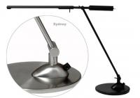 Lámpara fluorescente - Lámpara 425 x 400 x 160 mm (fondo x ancho x alto) Características:Luz efecto día. Voltaje 230 volt. / 50 hz. Base lámpara: Diámetro 185 mm x 20 mm.