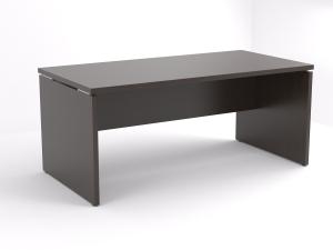 Mesa de oficina basic 160*80*74 cm. - Mesa de oficina linea basic -160 cm. de larga x 80 cm. de fondo x 74 de altura -cantearda en pvc anti-golpes