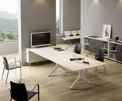 Composición nº 7 de la serie Barcelona - Composición de muebles de la serie Barcelona, ejemplo de distribución de esta nueva serie de mobiliario, mientras introducimos todos los detalles, por favor solicite mas información por teléfono o mail.