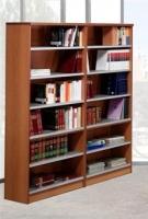 Estanter�a de biblioteca - Mueble de biblioteca Medidas: 208 alto x 92 ancho x 32 fondo