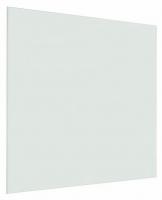 Pizarra mural de vidrio - Pizarra mural de vidrio Pizarra de vidrio laminado de 4 mm. trasl�cido sin marco. Superficie rotulable con rotuladores de borrado en seco. Incorpora elementos de fijaci�n a pared. La versi�n con soporte lleva marco de aluminio. Disponible en color verde y naranja.