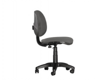 Silla de oficina sin brazos -  Silla ergonmica para oficina y hogar.