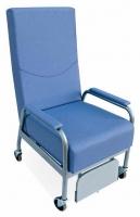 Sill�n geri�trico - Sill�n geri�trico Orientado a cubrir las necesidades de traslado de una manera eficiente. Se encuentra tambi�n disponible en versi�n de respaldo reclinable.