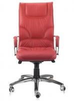 Sill�n de oficina  - Sill�n de oficina, base aluminio, brazo cromado.