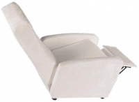Sill�n relax de geri�trico - Sill�n relax de geri�trico Sill�n reclinable mediante un suave mecanismo activado mediante presi�n por la espalda. Reposacabezas integrado en el respaldo para un mayor confort.