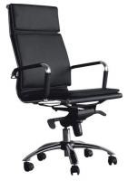 Sillón basculante - Sillón basculante Refuerzo de tela de nylon de alta resistencia recubierto de simi-piel. Mecanismo basculante multiposición. Regulación de tensión de basculación. Espuma de 20 mm de D-20 tapizado en simil-pie en asiento y respaldo.