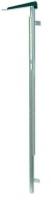 Tall�metro - Tallimetro telesc�pico para adultos mec�nico. Regla de aluminio anodizado. Indicador abatible de Acero Esmaltado negro. Altura: 95 a 200 cts. Divisi�n: 0.5 cts.