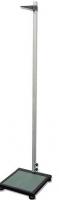 Tall�metro - Tallimetro de plataforma fabricado en aluminio anodizado. Indicador de pl�stico negro. Plataforma fabricada en aluminio lacado en negro Patas niveladoras. Altura: 75-250 cts. Divisi�n: 0.5 cts
