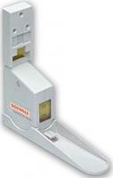 Tall�metro mec�nico de pared - Tallimetro mec�nico de pared. De f�cil manejo y ligero. Fijaci�n a pared mediante tornillos. Altura: 0-220 cts. Divisi�n: 1 mm