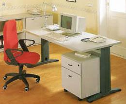Mesa recta 200*80*74 - Mesa recta de 200cm de largo x 80cm de ancho x 74cm de alto.