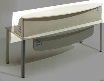 Mostrador 140*35*35 - Mostrador de 140cm de ancho x 35cm de profundidad x 35cm de alto.