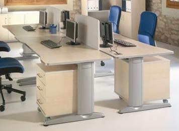Composici�n de muebles n� 8 de la linea Metal - Aqu� tienes la �ltima tendencia en mobiliario de oficina de l�nea minimalista con un plazo de entrega de 2 a 7 d�as. Solic�tanos precios de estos productos por tel�fono o mail mientras actualizamos la Web. Pulse sobre el bot�n �descargar� para ver carac