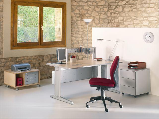 """Composición 03 de la linea Metal - Aquí tienes la última tendencia en mobiliario de oficina de línea minimalista con un plazo de entrega de 2 a 7 días. Solicítanos precios de estos productos por teléfono o mail mientras actualizamos la Web. Pulse sobre el botón """"descargar"""" para ver carac"""