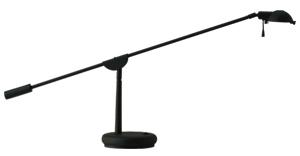Lámpara de mesa halógena - Lámpara de mesa halógena. Baja tensión 50W/12V. Doble intensidad de luz. Totalmente metálica. Pantalla orientable. Deflector de aluminio. Cristal de protección incorporado.