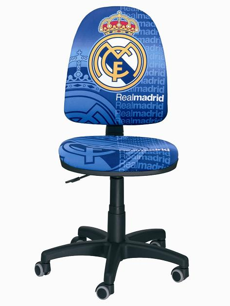 Silla oficial del Real Madrid C.F. - Silla oficial del Real Madrid