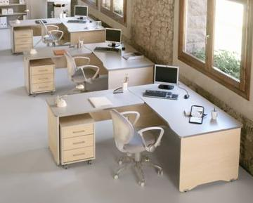 Mobiliario de oficina wrk muebles de oficina for Modulos para oficina