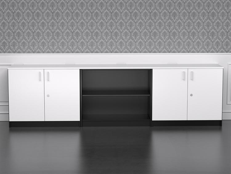 Mobiliario de oficina de dise o moderno mobiofic for Armarios para despachos