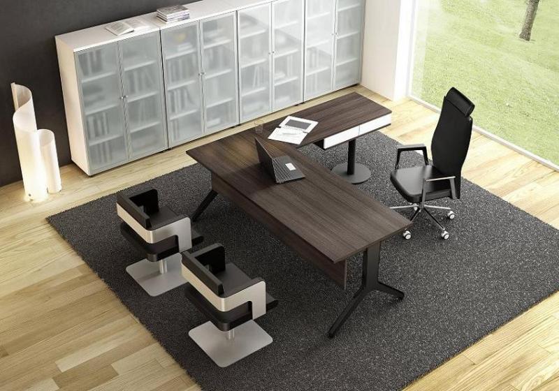 Mobiliario de oficina serie barcelona for Muebles oficina barcelona