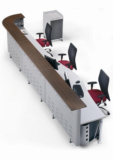 Recepciones recepci n muebles de oficina en madrid sillas for Fabricantes de muebles de oficina madrid